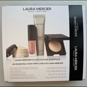 NWOT Sephora Beauty INSIDER Laura Mercier Box